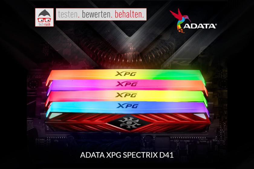 Produkttest ADATA DIMM 16 GB DDR4-3200 Kit, Arbeitsspeicher