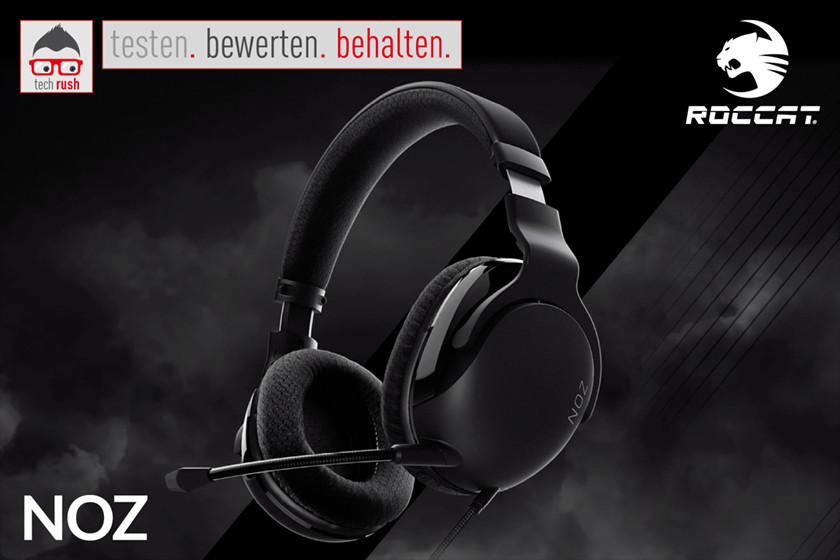 Produkttest Noz Stereo Gaming Headset