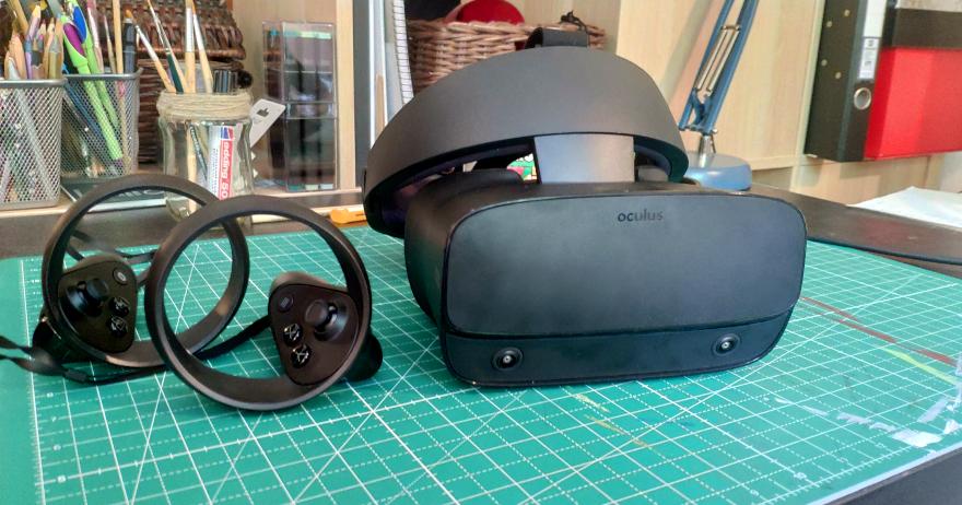 Oculus Rift S Erfahrungsbericht
