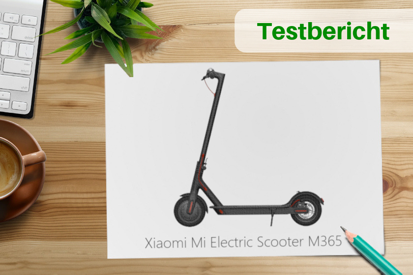Xiaomi Mi Electric Scooter M365 Test