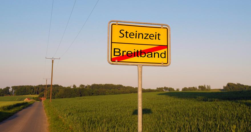 Breitband Deutschland