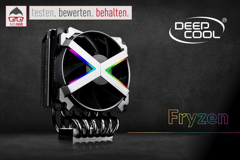 Produkttest Deepcool Fryzen, CPU-Kühler