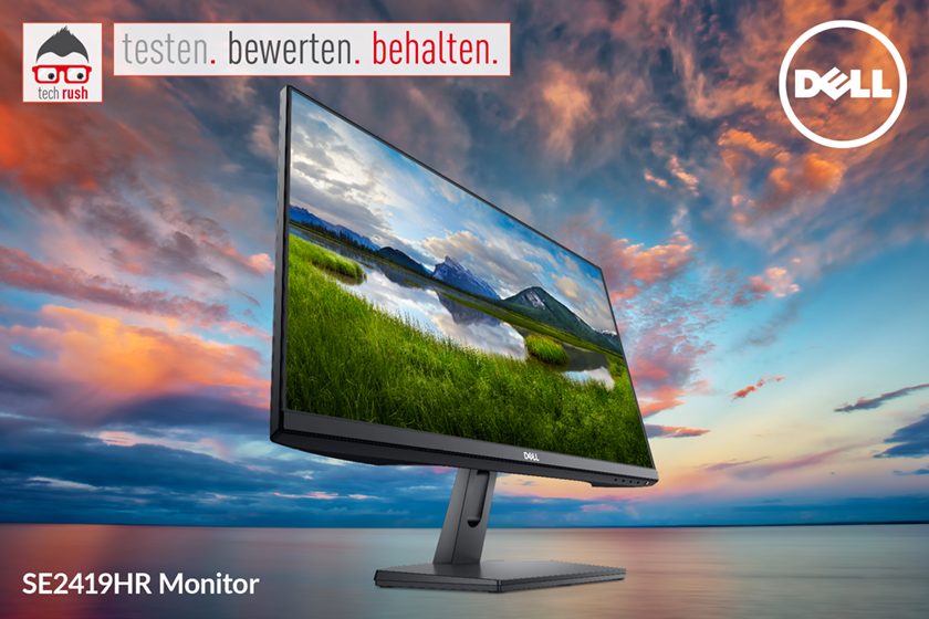 Produkttest Dell SE2419HR, LED-Monitor