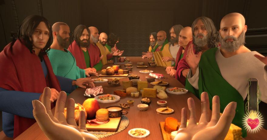 Jesus Simulator