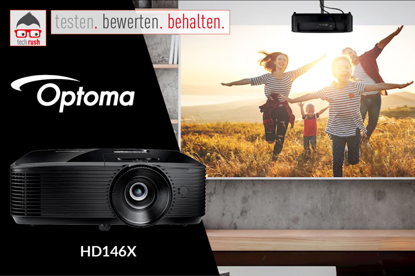 Optoma HD146X Beamer